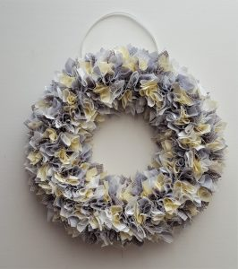 WREATH GREY-LEMON